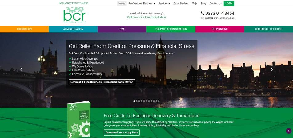 Introducing Our New BCR Website!